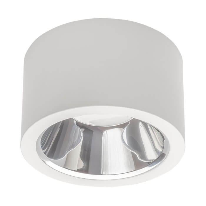Oprawa LED downlight DRUM 18W biały